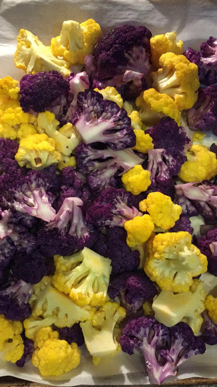 roastingcauliflower